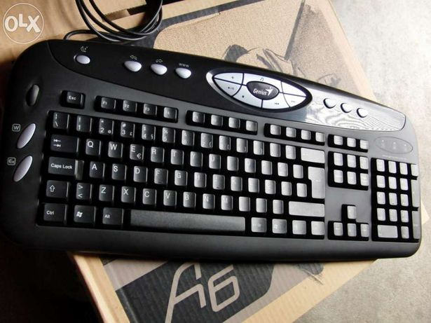 Teclado PC Genius
