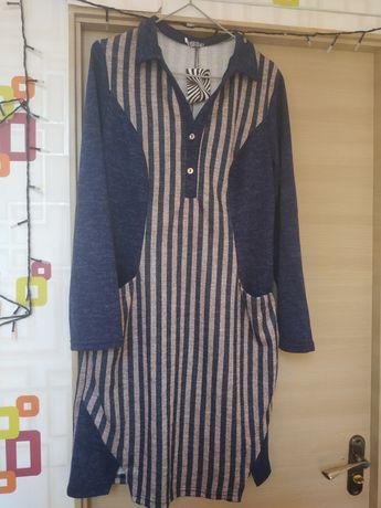 Классное новое платье, размер 50-52