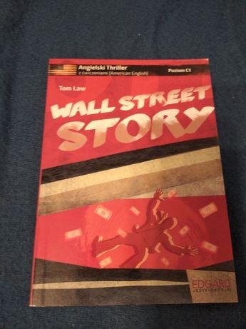 Wall street story - Tom Law, angielski thriller z ćwiczeniami (C1)