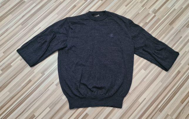 Sweter Roberto Cavalli Rozmiar L