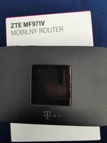 Mobilny router LTE Advanced, ZTE MF971V