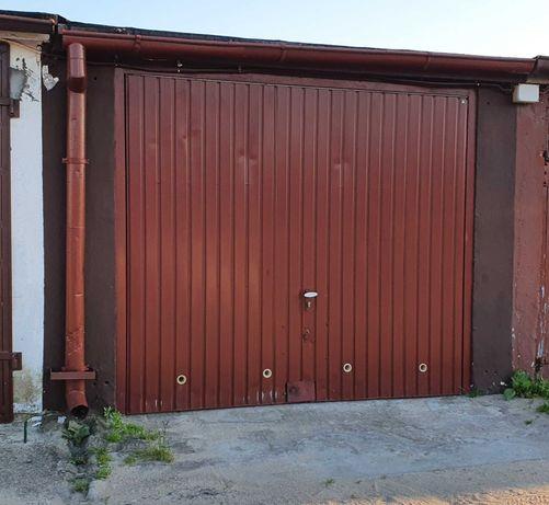 Sprzedam garaż Iława ul. Smolki