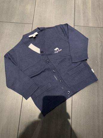 Hugo Boss sweterek oryginalny 86 74