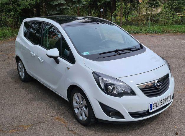Opel Meriva 1.2 Szklana Panorama 87 tys. Zadbana, Bezwypadkowa, Prywat