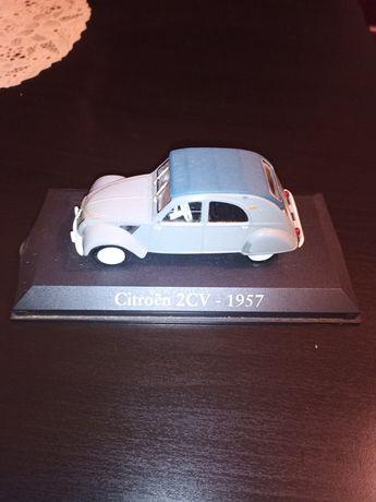 Citroën 2cv - 1957