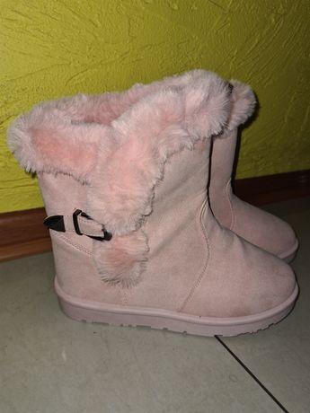 Buty emu nowe