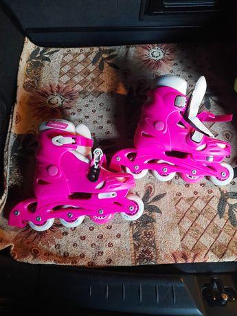Роликовые коньки (для девочки)