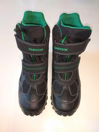 Geox  WATERPROOF зимові ботинки для хлопчика