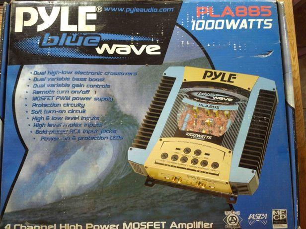 Усилитель PYLE PLA 885 новый