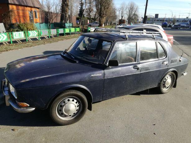 Saab 99 made in sweden