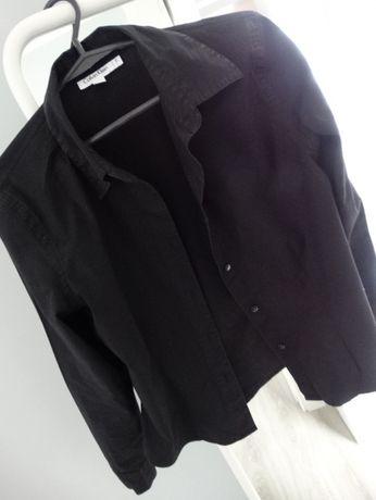 Czarna klasyczna koszula Calvin Klein xs s
