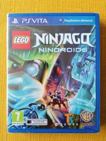 LEGO Ninjago PS Vita