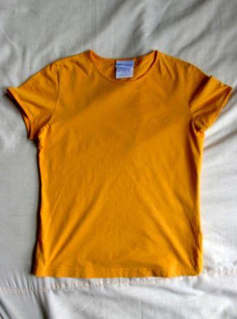 pomarańczowa koszulka Reebok