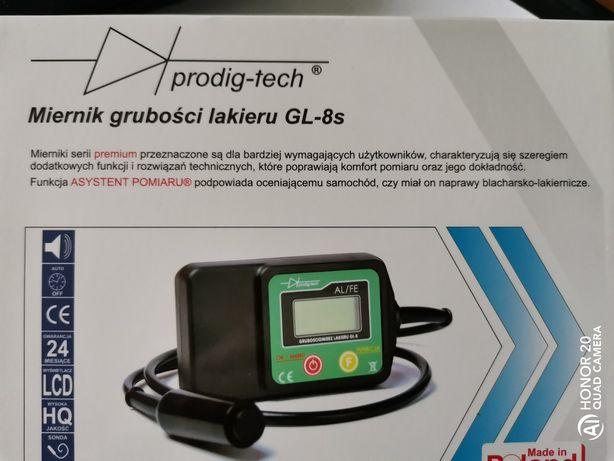 Czujniki pomiaru lakieru PRODIG-TECH GL 8s