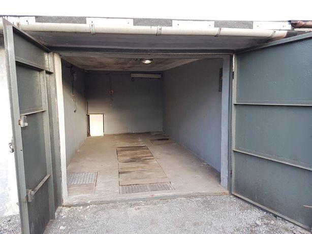 wynajmę garaż murowany Łazy ul. Wyzwolenia
