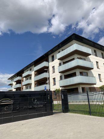 Apartament z tarasem w Suwałkach