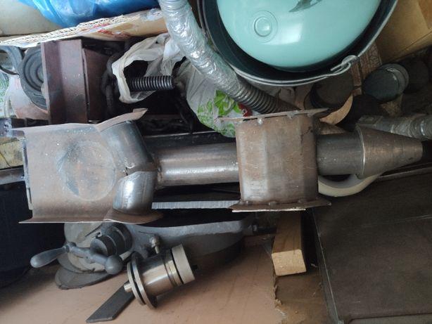 Оснастка для изготовления шнековых витков и спиралей