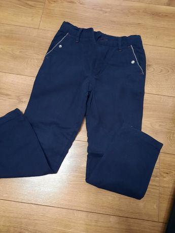 Spodnie chlopiece eleganckie