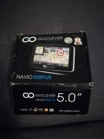 Nawigacja GOCLEVER Navio 500 Plus