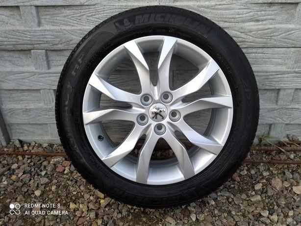 Koło aluminiowe wraz z oponą Allure Peugeot 508