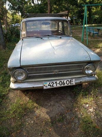 Москвич 412 гаражного хранения