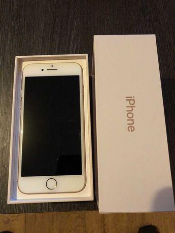 Apple iphone 8 64gb rose gold  livre