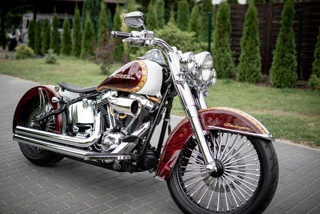 Harley-Davidson Custom Zamiana