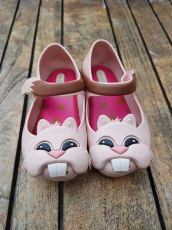 Sandálias Mini Melissa - Tam 24 - Esquilos