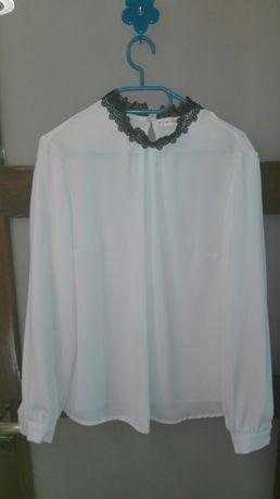 Bluzka biała,r.42