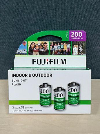Фотоплёнка Fujicolor C200/36 (рол 200 грн, упаковка 580грн)