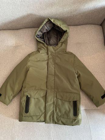 Куртка Zara на мальчика 2-3 лет 98 см