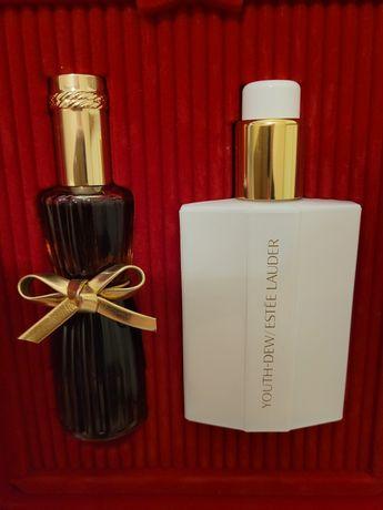 Este Lauder youth dew piękny zapach Opium zestaw prezentowy