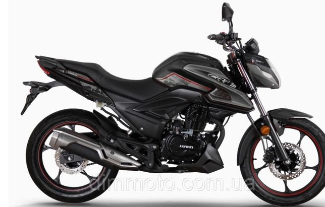 Мотоцикл Loncin LX 200-23 CR3 Дорожній