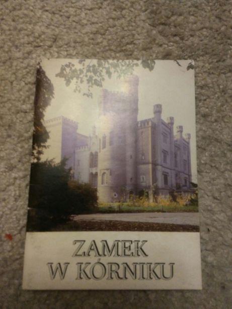 Zamek w Kórniku - przewodnik - Barbara Dolczewska