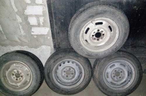 Колеса Ваз Запаска Докатка 4х98 на прицеп , запаску