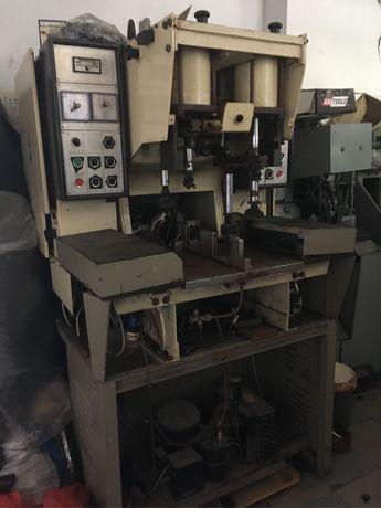 Sprzedam Różne maszyny Do produkcji obuwia