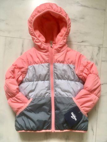 Продам детскую зимнюю курточку OshKosh для девочки