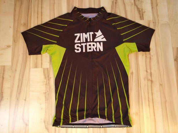 Koszulka kolarska rowerowa Zimtstern S