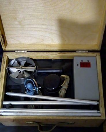 Анемометр цифровой переносной ап-1
