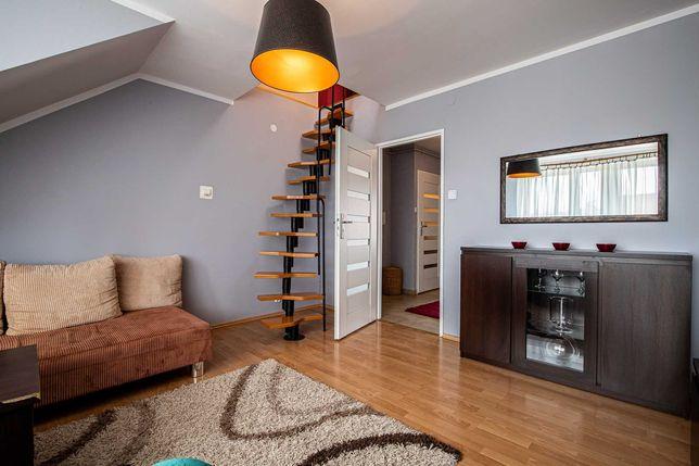 Mieszkanie 3-pok. 65m2 po podłodze, dwa balkony. Wilczyńskiego,Jaroty