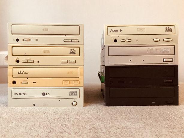 дисководы CD DVD ata ide рабочие