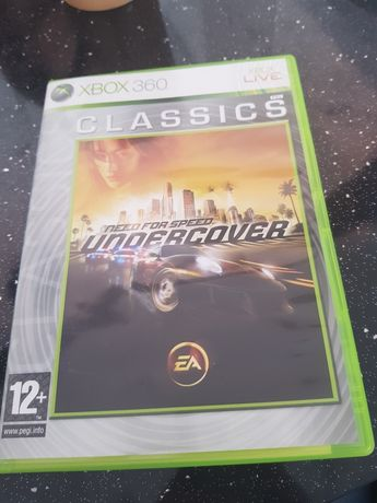 Need for speed undercover gra