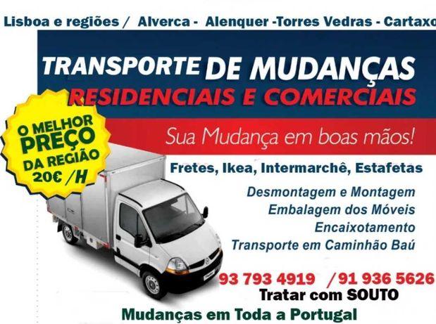 MUDANÇAS e TRANSPORTES, Fretes, Carreto, , IKEA, Aki, Aeroport