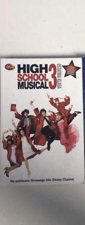 Książka High School Musical 3 j.nowa lub zamiana za akwarystyczne