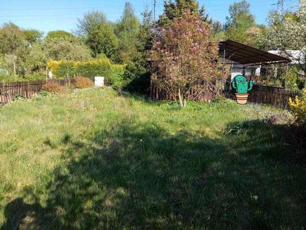 Sprzedam DZIAŁKA Rekreacyjna ROD DĘBICA Ogródek Działkowy W Dolince