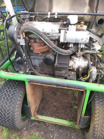 Etesia 124 części silnik lam.1003 pompy kosz kompletny koła