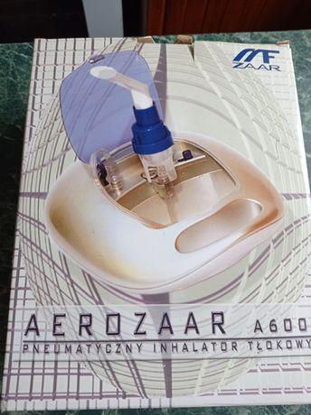 Inhalator pneumatyczny tłokowy