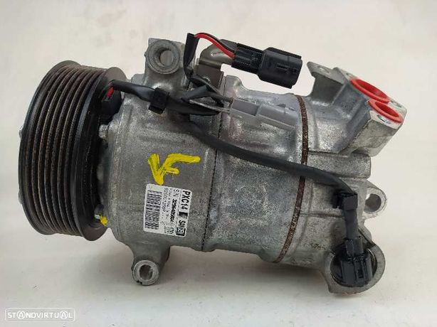 926001268R  Compressor A/C RENAULT MEGANE IV Hatchback (B9A/M/N_) 1.2 TCe 130 (B9MR) H5F 408