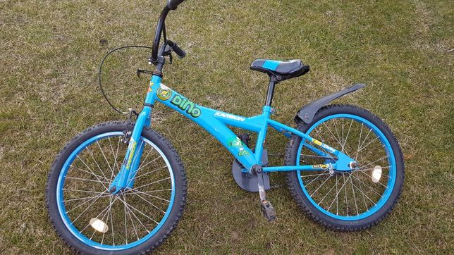 Rower size 20 karbon Dino. stan db.