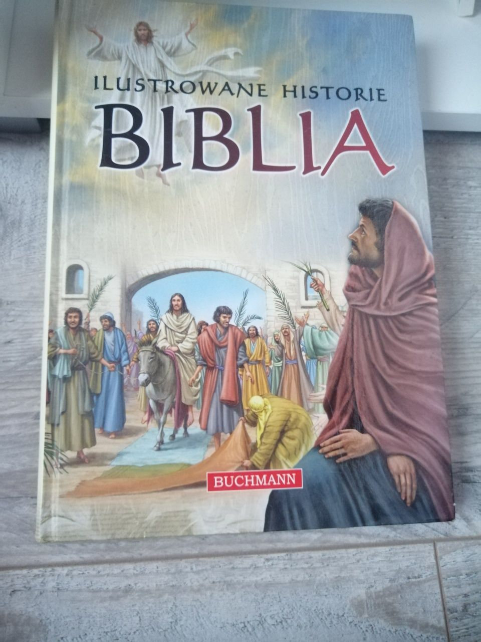 Biblia, ilustrowane historie